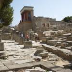 Knossos.Crete