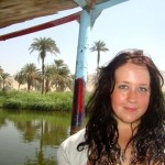 On my way to Beni Hasan, Egypt 2012